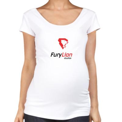 Футболка для беременных FuryLion