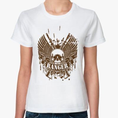 Классическая футболка Рэйнджер