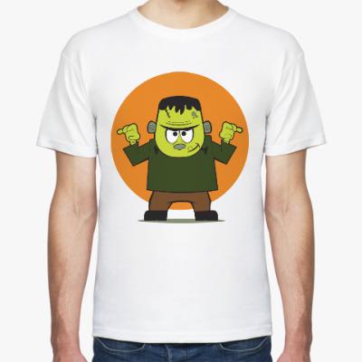 Футболка Франкенштейн