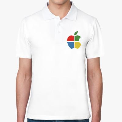 Рубашка поло Яблоко Виндоус