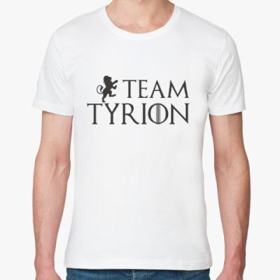 Футболка из органик-хлопка Команда Тириона