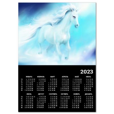 Календарь Единорог