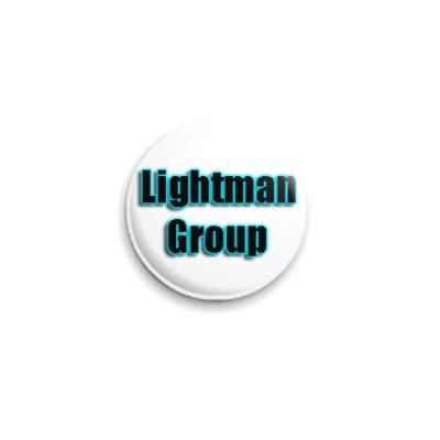 Значок 25мм Lightman Group