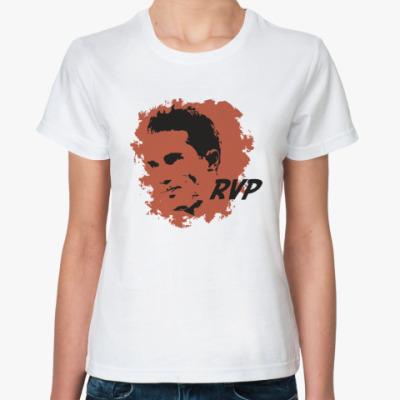 Классическая футболка Ван Перси