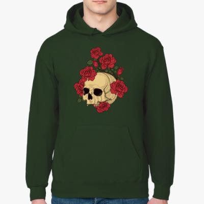 Толстовка худи The Dead Garden