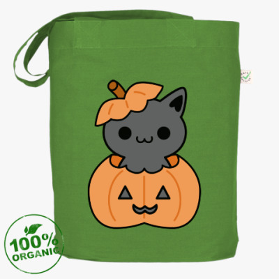 Сумка Pumpkin Cat