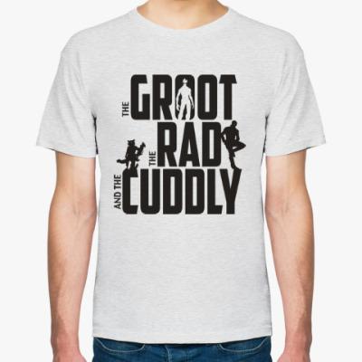 Футболка Groot Rad Cuddly