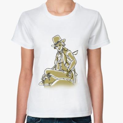 Классическая футболка 'Лестат'