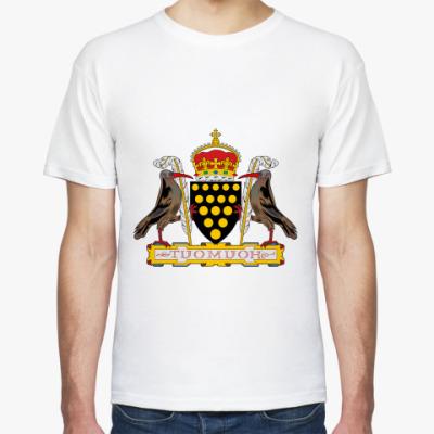 Футболка Герб герцогства Корнуольского