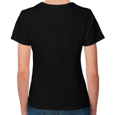 Skid Row Жен футболка (чёр)