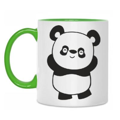 Кружка Панда умиляется