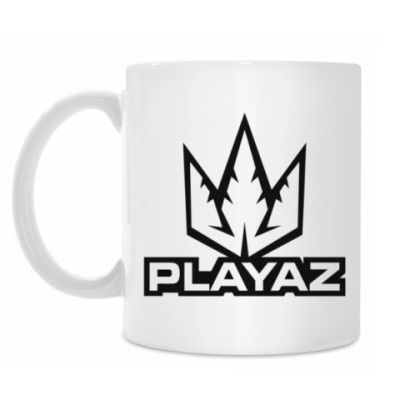Кружка Playaz drum & bass