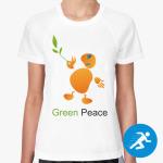 Майки greenpeace