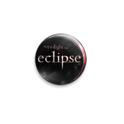 Значок 25мм Eclipse