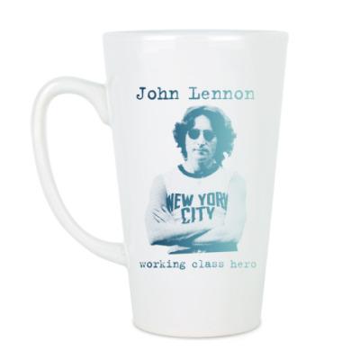 Чашка Латте John Lennon