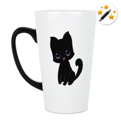 Кружка-хамелеон Kitten (котёнок)