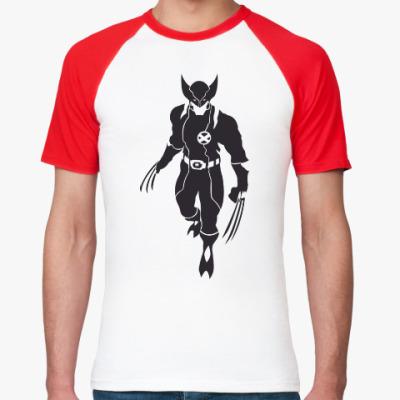Футболка реглан Wolverine