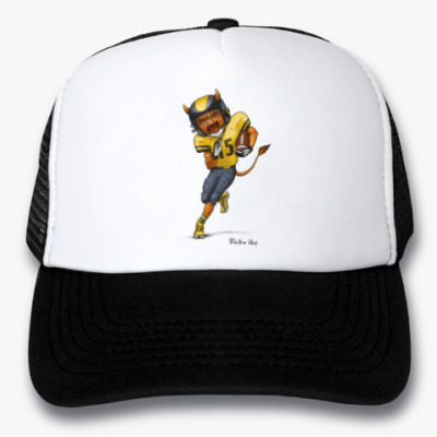 Кепка-тракер Тыква Американский футбол