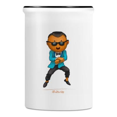 Тыква Gangnam Style