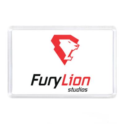 Магнит FuryLion Studios