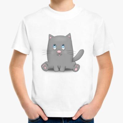Детская футболка Тихоня
