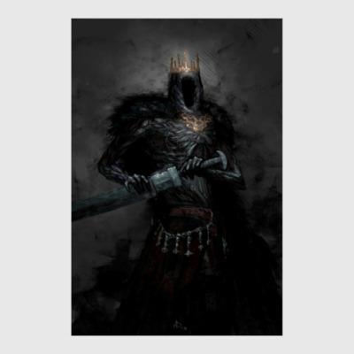 Постер The Giant Lord