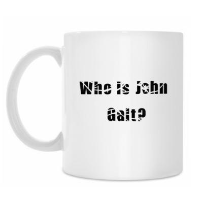 Кружка John Galt