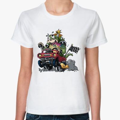 Классическая футболка Боузер