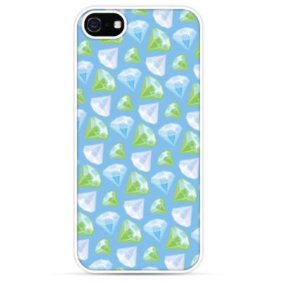 Чехол для iPhone Драгоценные камни