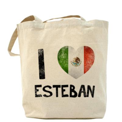 Сумка I LOVE ESTEBAN