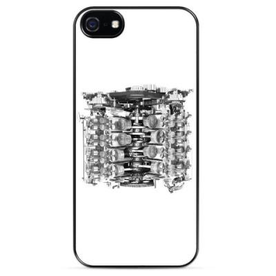 Чехол для iPhone V8 engine