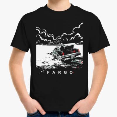 Детская футболка Фарго (Fargo)