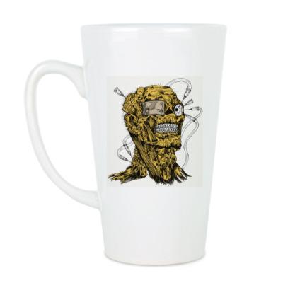 Чашка Латте Terminator