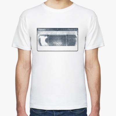 Футболка VHS Lovers White