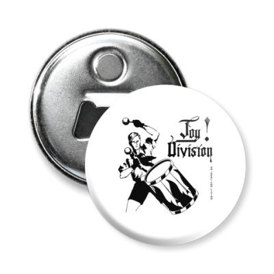 Магнит-открывашка Joy Division