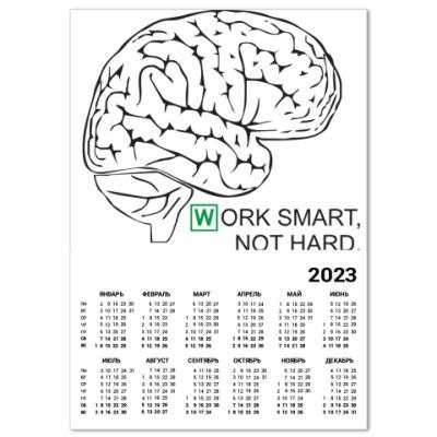 Календарь Work smart
