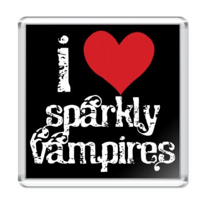Магнит Sparkly vampires