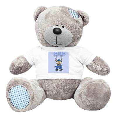 Плюшевый мишка Тедди ВДВ