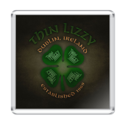 Магнит Thin Lizzy