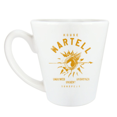 Чашка Латте House Martell