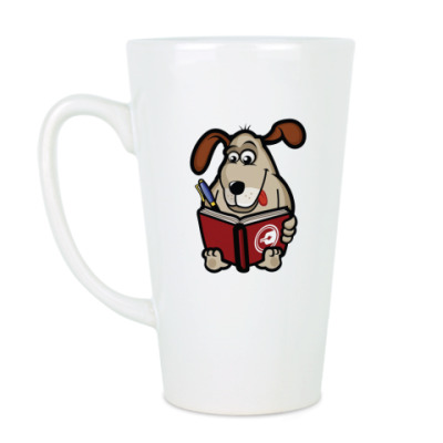Чашка Латте Big dog