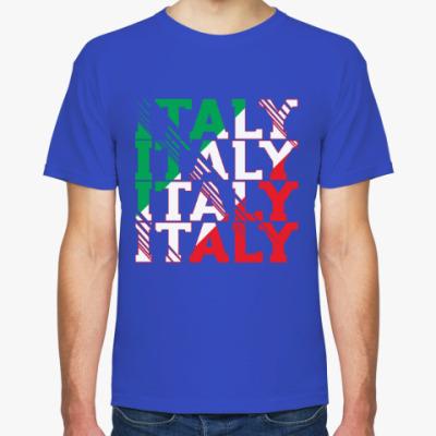 Футболка Сборная Италии по футболу
