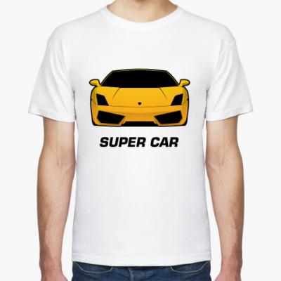 Футболка Super car