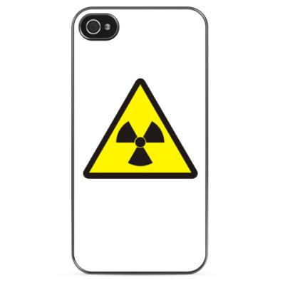 Чехол для iPhone Радиоактивен