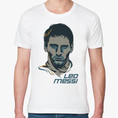 Футболка из органик-хлопка Leo Messi
