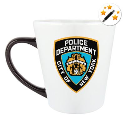 Кружка-хамелеон Police