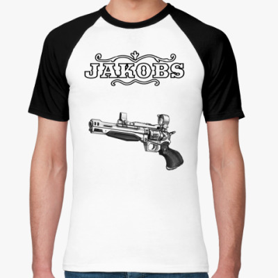 Футболка реглан Jakobs weapons