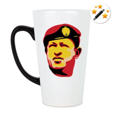 Кружка-хамелеон Уго Чавес