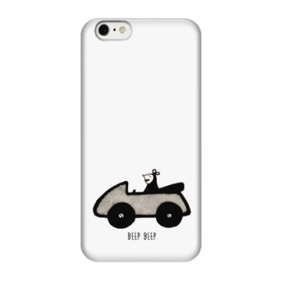 Чехол для iPhone 6/6s Машинка