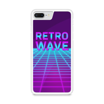 Чехол для iPhone Retrowave